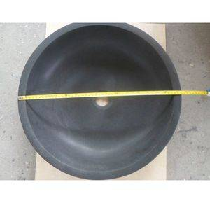 Hainan Black Basalt Stone Sink Supplier