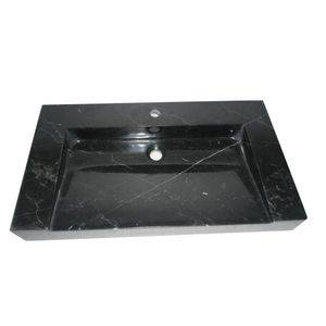 Black Marble Stone Sink/Basin Supplier/Exporter
