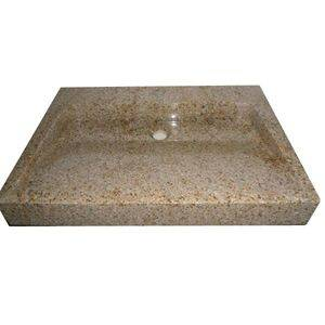 Yellow Granite Stone Sink/Basin Supplier/Exporter