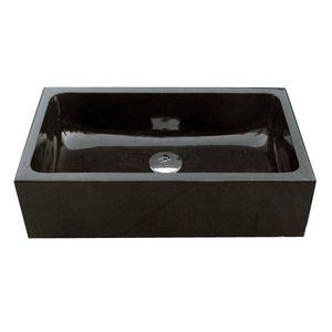 Absolute Black Granite Sink/Basin Supplier/Exporter