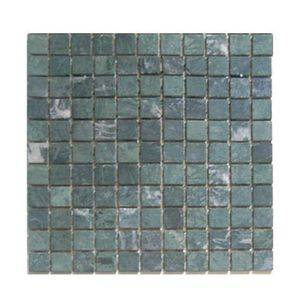 Dark Green Marble Mosaic Tiles