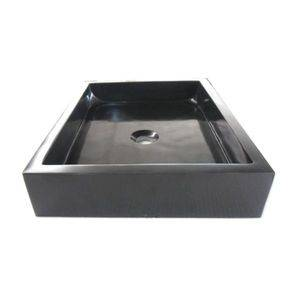 Natural Shanxi Black Stone Sink