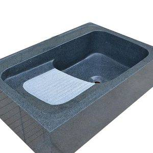 Natural Grey Granite Kitchen Sink