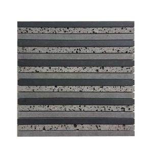 China Lava Basalt Mosaic Sheet